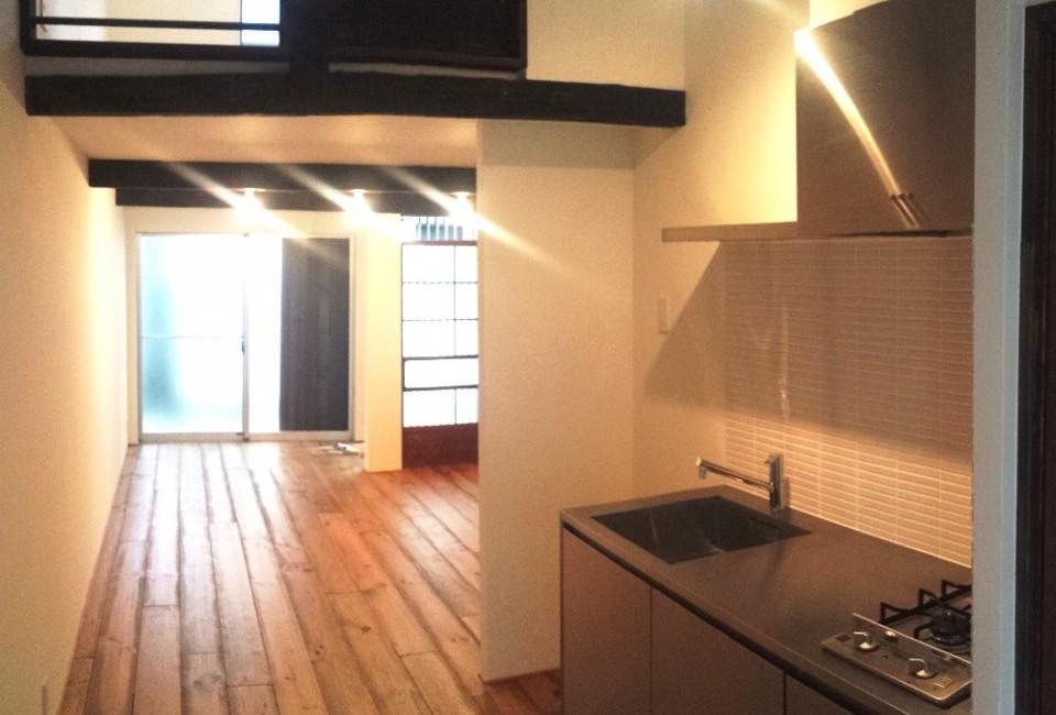 新宿区の隠れ家 Photo1