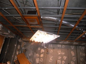 東池袋ビル内装解体④